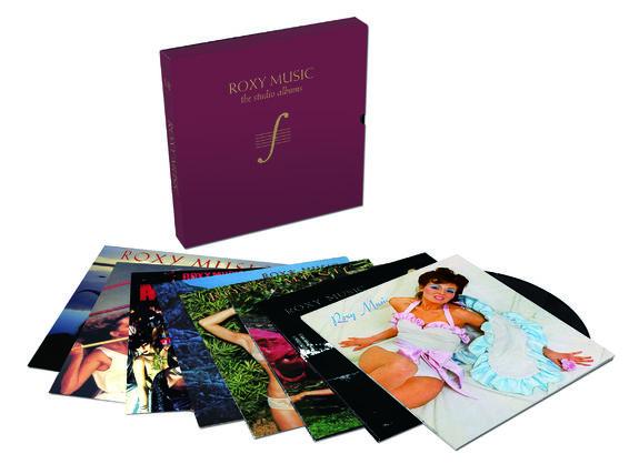 Roxy Music: The Complete Studio Albums