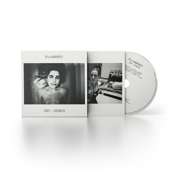 PJ Harvey: Dry - Demos CD