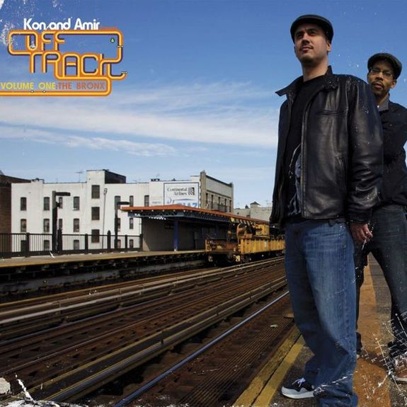 Various Artists: Off Track Compiled & Mixed by Kon & Amir