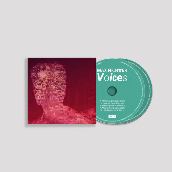 Max Richter: Voices CD
