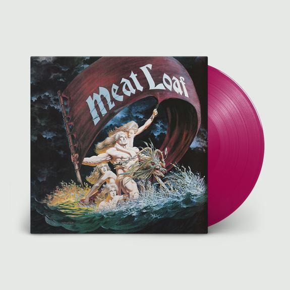 Meatloaf: Dead Ringer: Limited Edition Violet Vinyl