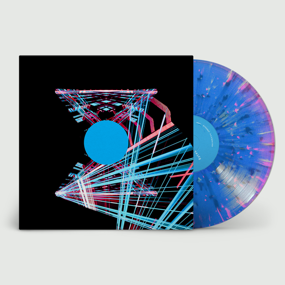 GLOK: Dissident Remixed: Limited Edition Splatter Vinyl