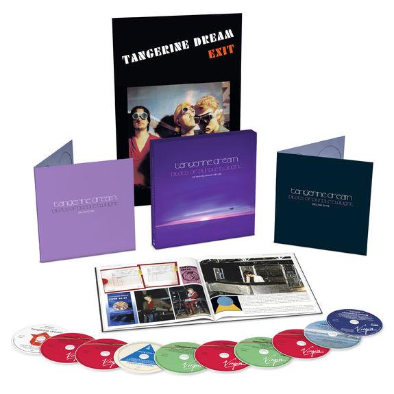 Tangerine Dream: Pilots of Purple Twilight: The Virgin Recordings 1980 – 1983 + Exclusive Collectible Poster