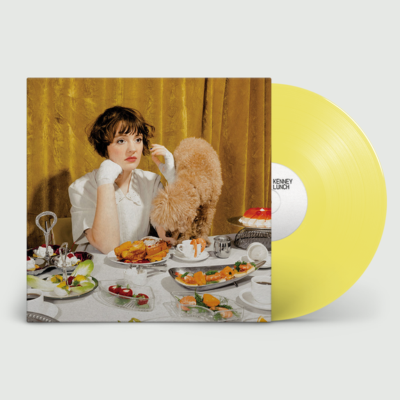 Madeline Kenney: Sucker's Lunch: Limited Edition Custard Vinyl + Signed Card
