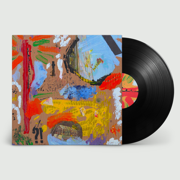 The Cool Greenhouse: The Cool Greenhouse: Signed Vinyl
