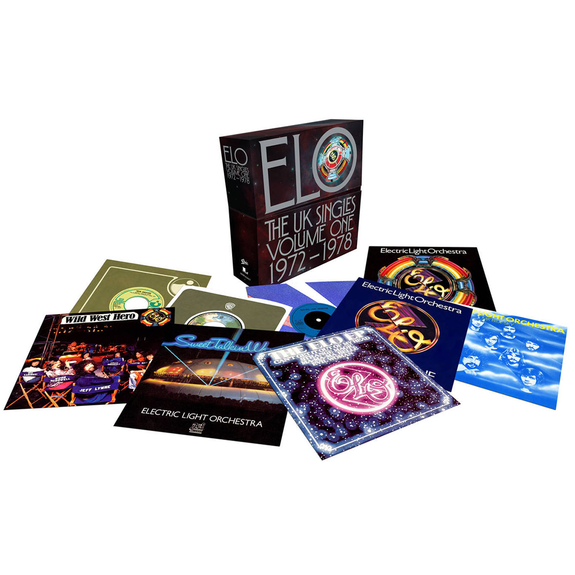 Electric Light Orchestra: The UK Singles Volume One 1972-1978: Limited Edition 7