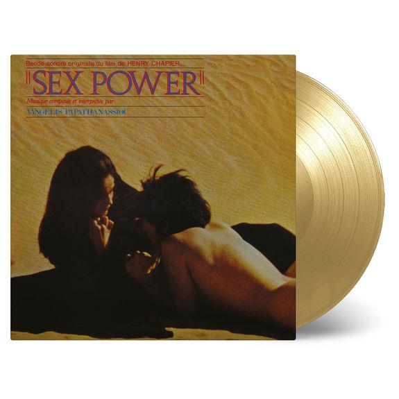 Vangelis: Sex Power: Gold Vinyl