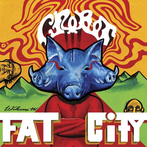 Crobot: Welcome To Fat City CD + Signed Insert