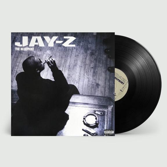 Jay-Z: The Blueprint: Gatefold Vinyl