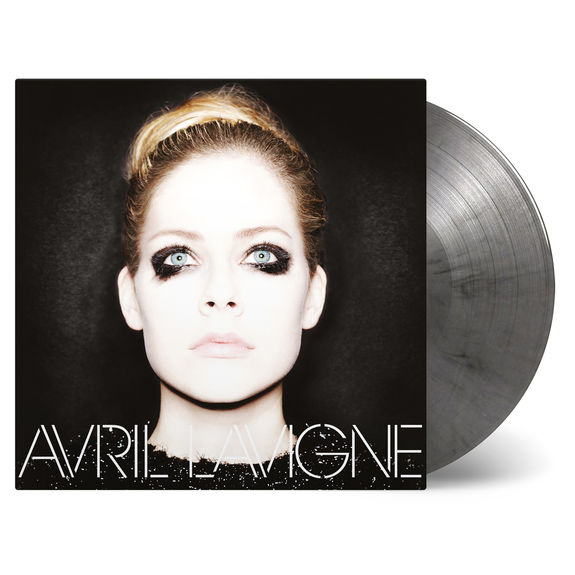 Avril Lavigne: Avril Lavigne: Silver & Black Numbered Vinyl