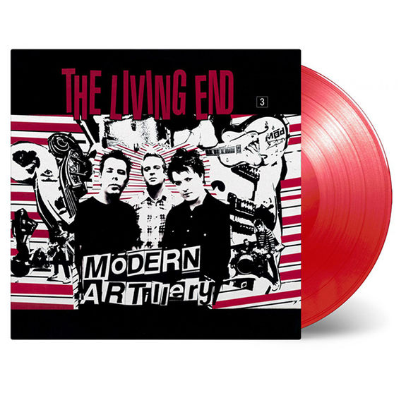 The Living End: Modern Artillery: Limited Edition Red Vinyl