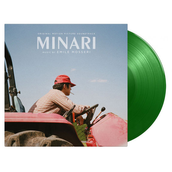 Original Soundtrack: Minari: Limited Edition Green Vinyl