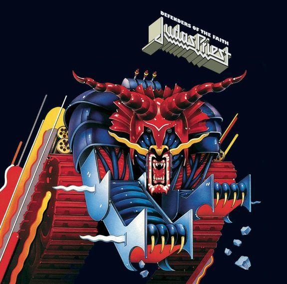 Judas Priest: Defenders of the Faith: Vinyl LP