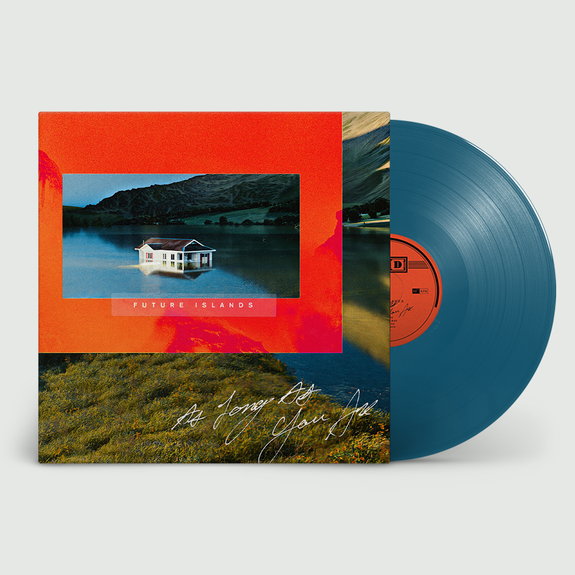 Future Islands: As Long As You Are: Limited Edition Petrol Blue Vinyl