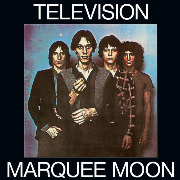 Television: Marquee Moon (Deluxe Audio): Blue Vinyl