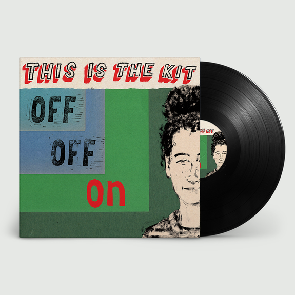 This Is The Kit: Off Off On: Black Vinyl