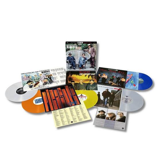 Heaven 17: Play To Win – The Virgin Albums: Colour Vinyl Box Set