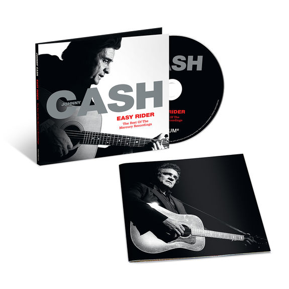 Johnny Cash: Easy Rider: The Best Of The Mercury Recordings CD