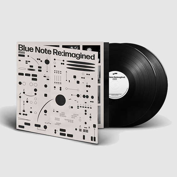 Various Artists: Blue Note Re:imagined 2LP