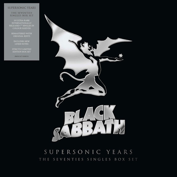 Black Sabbath: Supersonic Years: The Seventies Singles Box Set