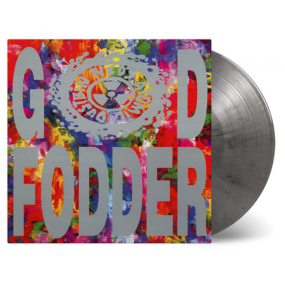 Ned's Atomic Dustbin: God Fodder: Limited Edition Coloured Vinyl
