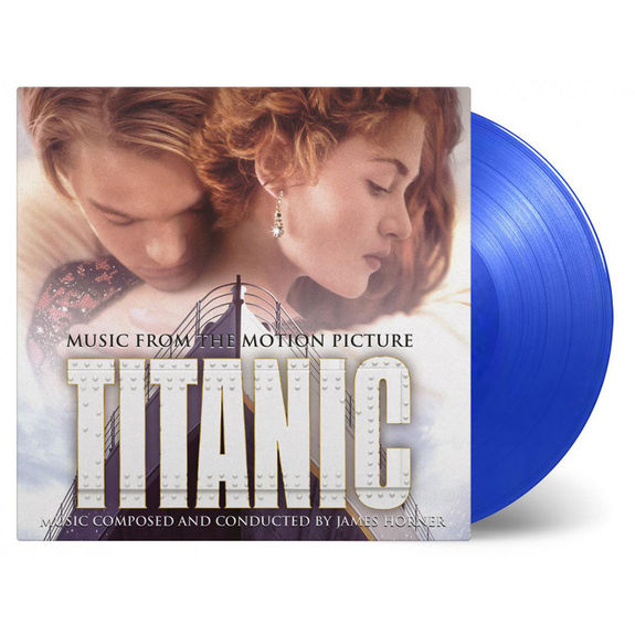 Original Soundtrack: Titanic - Blue Numbered Vinyl