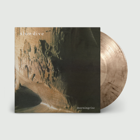 Slowdive: Morningrise: Limited Edition Smokey Vinyl