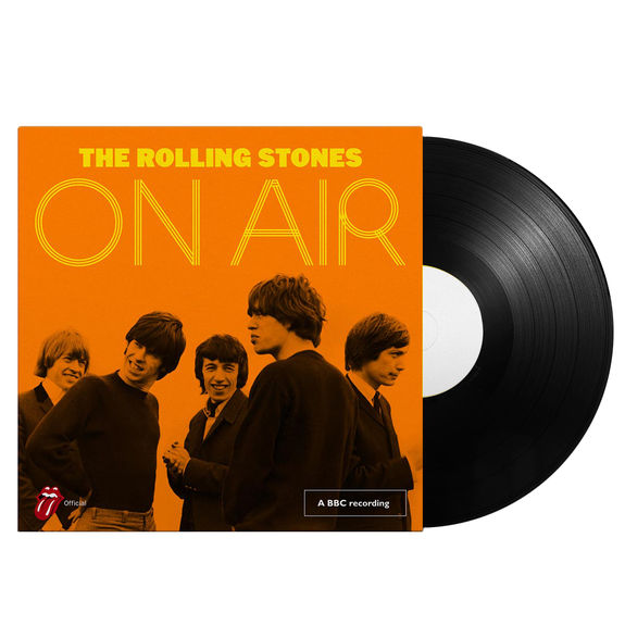 The Rolling Stones: On Air LP