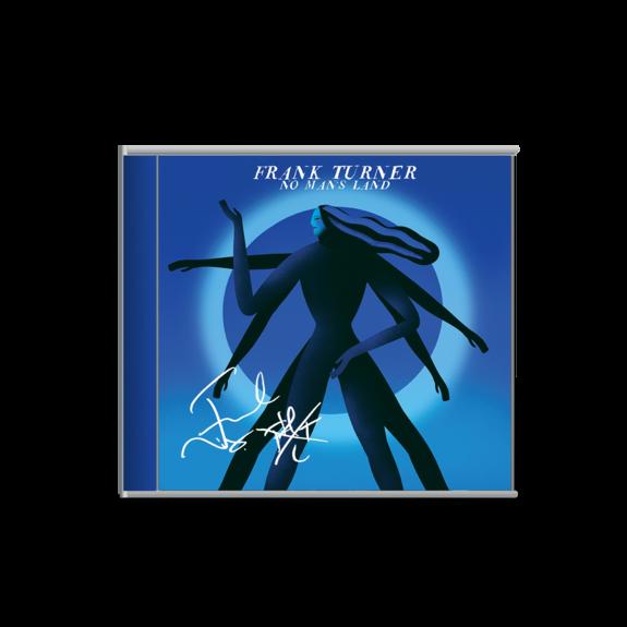 Frank Turner: SIGNED No Man's Land CD