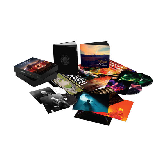 David Gilmour: Live At Pompeii: Deluxe Boxset