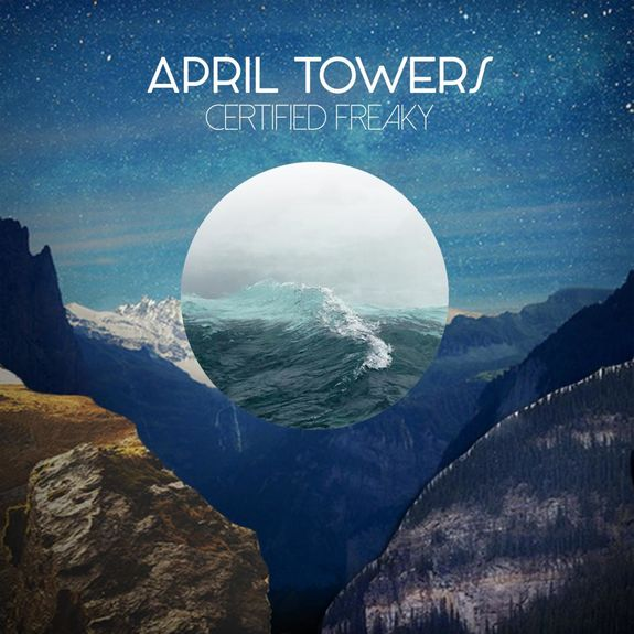 April Towers: Certified Freaky: Signed
