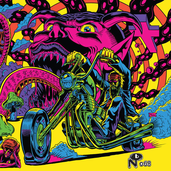 Various Artists: Warfaring Strangers: Acid Nightmares