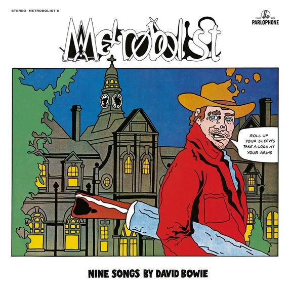 David Bowie: Metrobolist (aka The Man Who Sold The World): 50th Anniversary CD