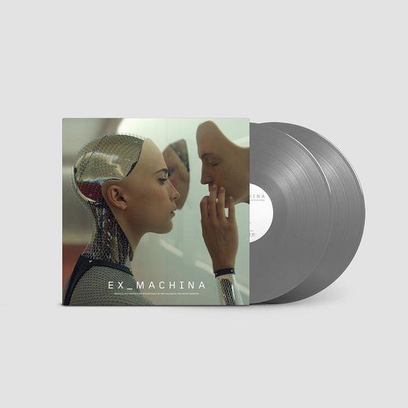 Geoff Barrow & Ben Salisbury: Ex Machina: Original Motion Picture Soundtrack: Silver Vinyl
