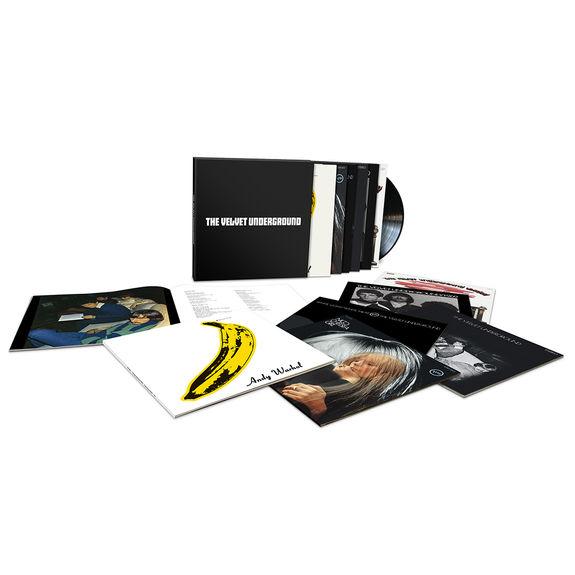 The Velvet Underground: The Velvet Underground LP Box