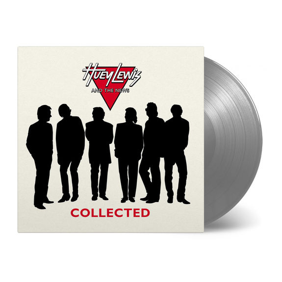 Huey Lewis and The News: Collected: Limited Edition Silver Vinyl
