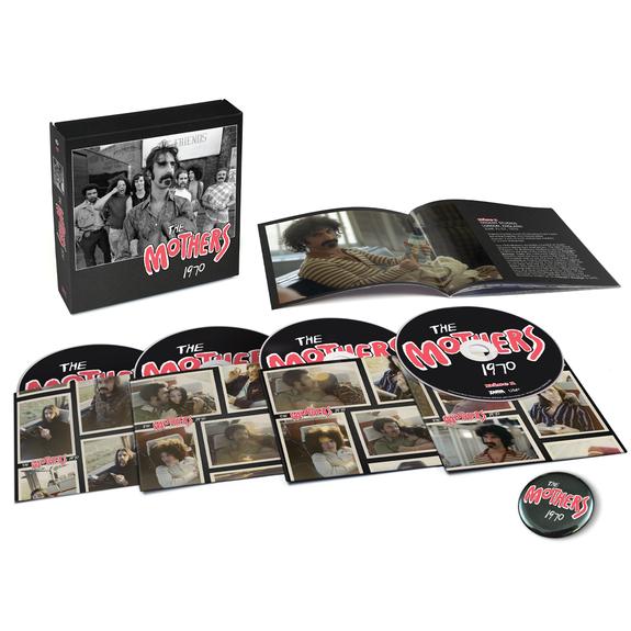 Frank Zappa: The Mothers 1970: 50th Anniversary CD Box Set