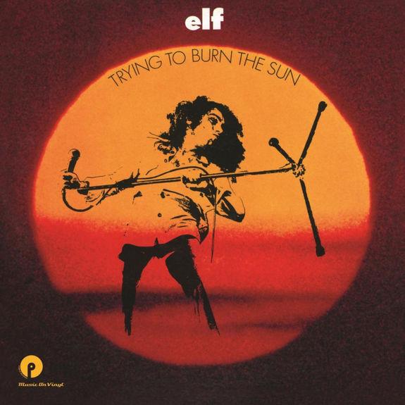Elf: Trying To Burn The Sun: Orange Vinyl