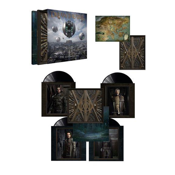Dream Theater: The Astonishing: Deluxe Vinyl Box Set