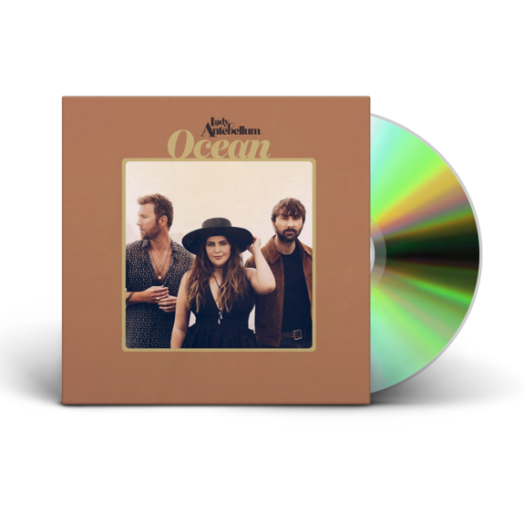 Lady Antebellum: Ocean: CD