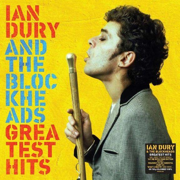 Ian Dury & The Blockheads: Greatest Hits: Yellow Vinyl