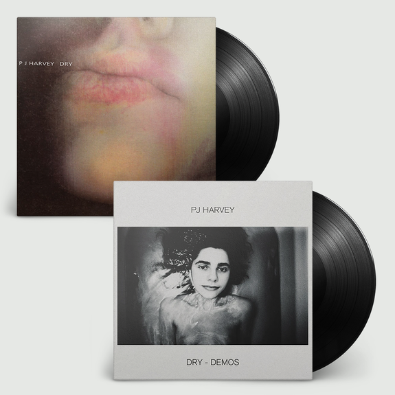PJ Harvey: Dry + Dry - Demos: Album Bundle