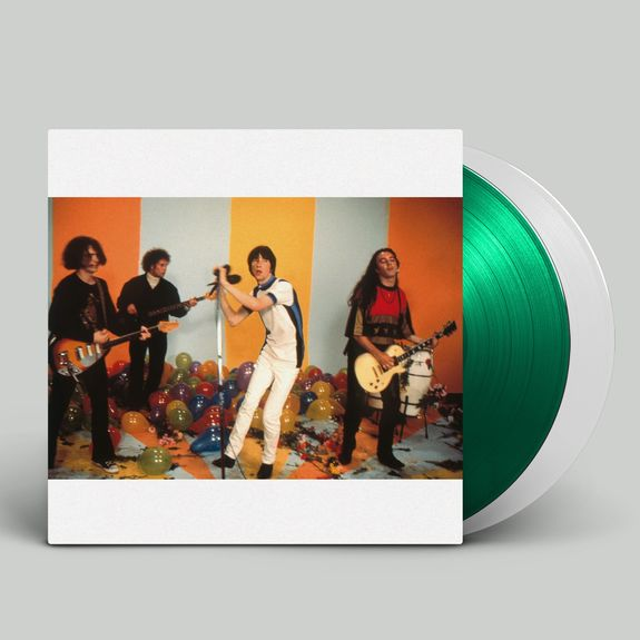 Primal Scream: Maximum Rock 'n' Roll - The Singles Volume 2 (1986 – 2000): Limited Edition Green and White Vinyl