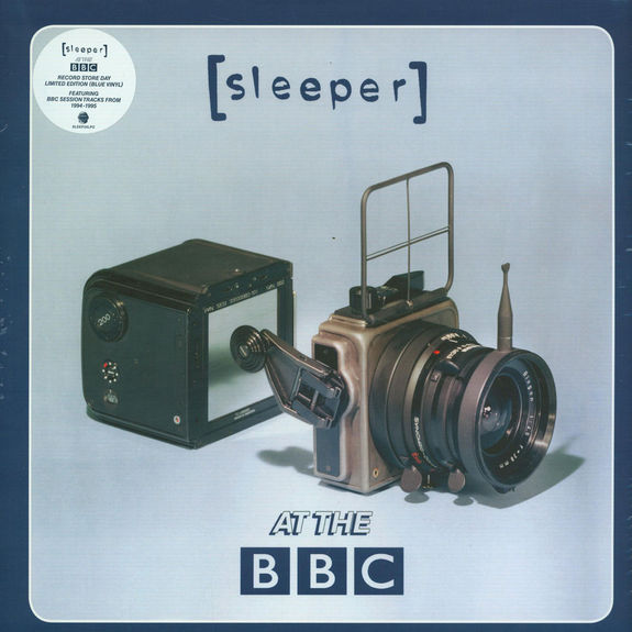 Sleeper: At The BBC: Limited Edition Transparent Blue Vinyl