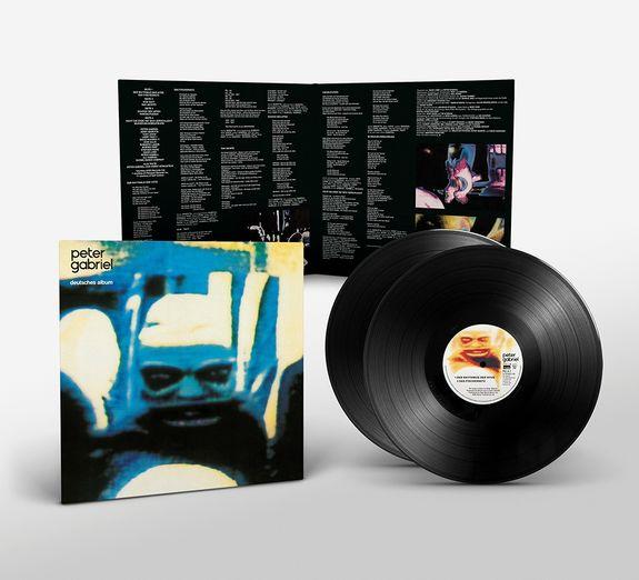 Peter Gabriel: Peter Gabriel 4 – Deutsches Album (German Language Version)