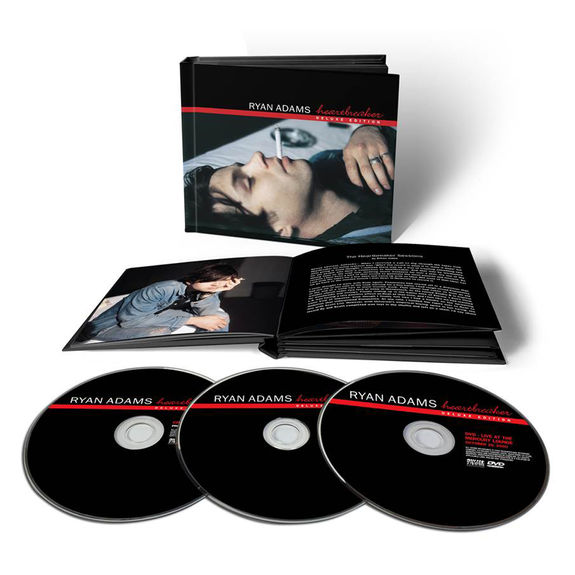 Ryan Adams: Heartbreaker: Deluxe CD Edition