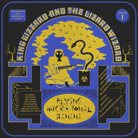 King Gizzard & The Lizard Wizard: Flying Microtonal Banana