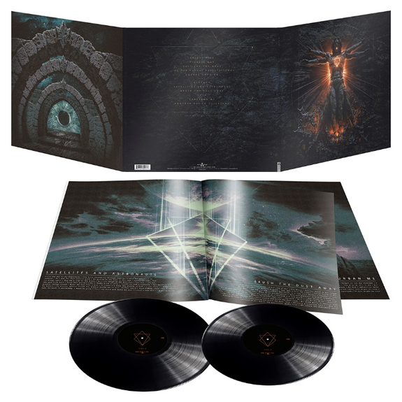 """In Flames: Clayman (20th Anniversary Edition) Limited Edition Trifold Vinyl + Bonus 10"""""""