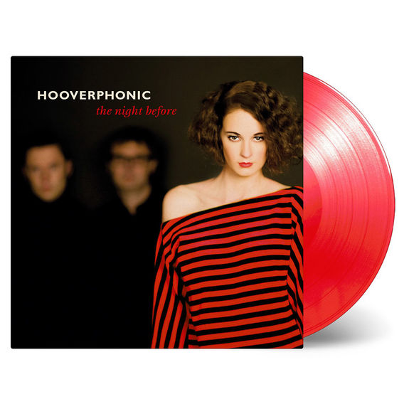 Hooverphonic: Night Before: Transparent Red Vinyl