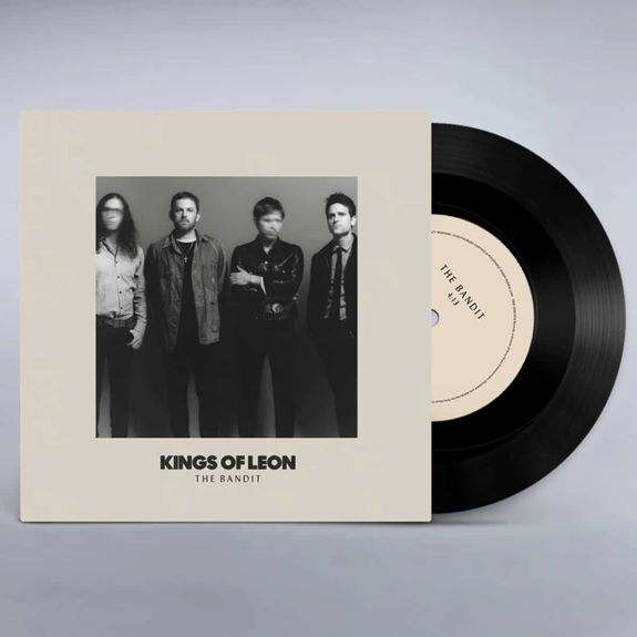 Kings Of Leon: The Bandit: Limited Edition 7